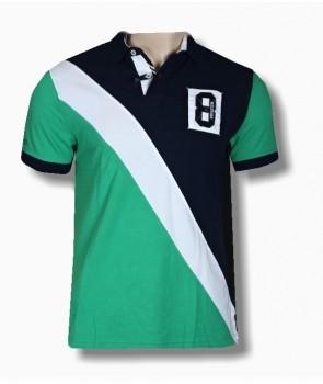 TOMMY HILFIGER polo tričko CUSTOM FIT 152.315