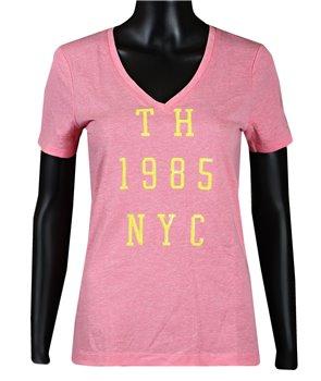 Tommy Hilfiger dámské tričko v-neck 681659