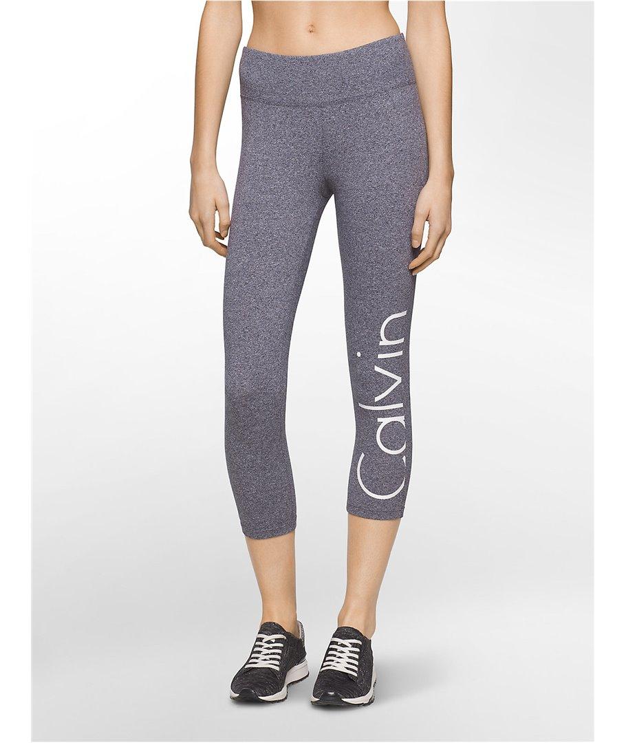 Calvin Klein dámské legíny Performance Dry P9105 9ae8334d20