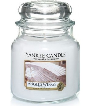 Yankee candle svíčka Angels Wings malá