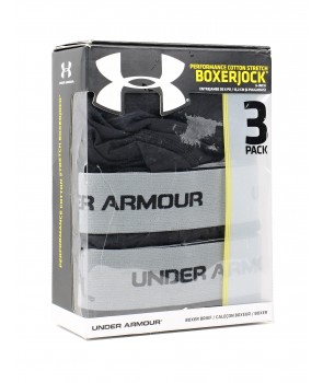 Under Armour 3 kusy boxerky trenýrky UA original 1242921