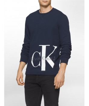 Calvin Klein pánské mikina REISSUE LOGO SWEATSHIRT