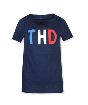 Tommy Hilfiger dámské tričko 872475 Relaxed Fit