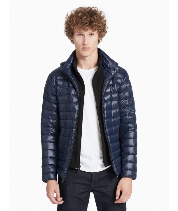 Calvin Klein dámská zimní bunda packable puffer