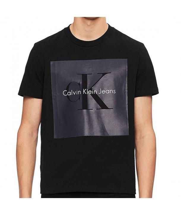 acffb038d Calvin Klein pánské tričko Fashion 526977 blk