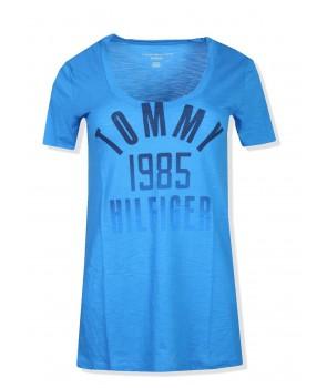 Tommy Hilfiger dámské tričko 982427 Relaxed Fit