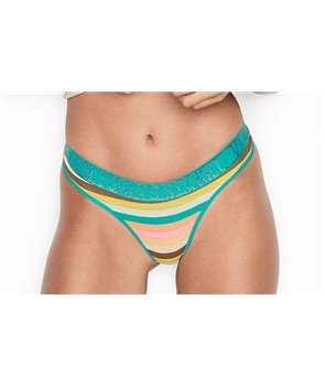 Victorias secret kalhotky tanga thongs 3994-71 leopard