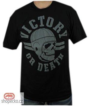 Ecko Unltd pánské tričko VICTORY PLUS černé