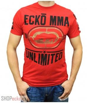Ecko Unltd. MMA tričko STRONGHOLD TEE. pošta ZDARMA. hip hop