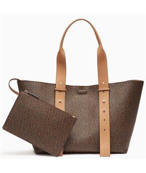 Calvin Klein velká kabelka Jacquard Jane