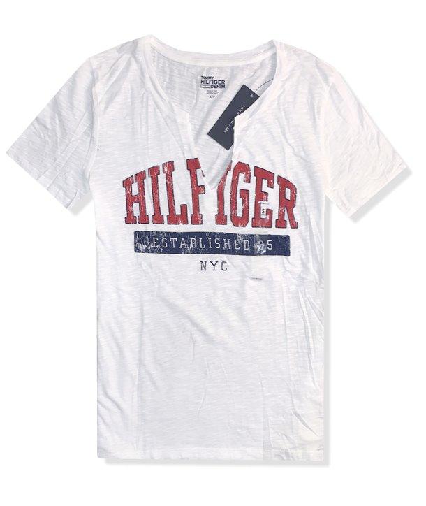Tommy Hilfiger dámské tričko Graphics tee 901032